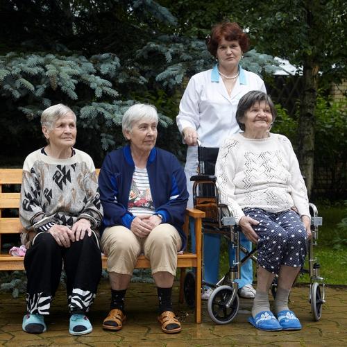 Интернат для престарелых сергиев посад