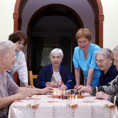 Пансион для пожилых людей в подмосковье